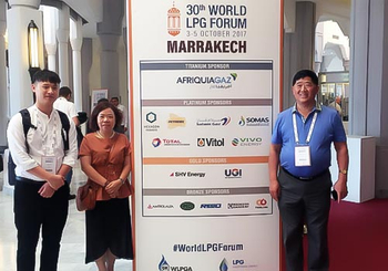 30Th World LPG Forum in Morocco