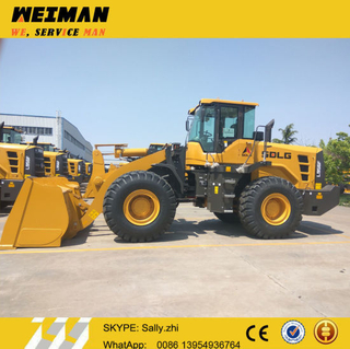 Brand New Chinese Wheel Loader L956f for Sale
