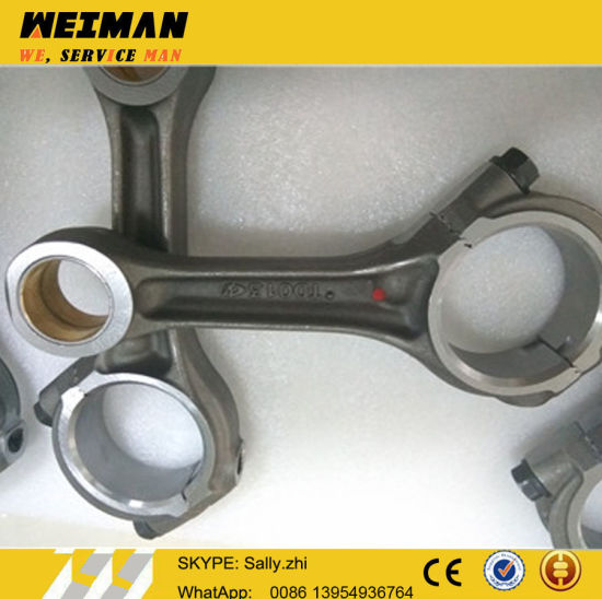 Brand New Connecting Rods 6105QA-1004050d-L for Yuchai Engine Yc6b125-T21