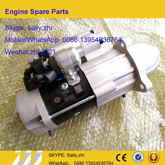 Sdlg Starter Motor 3708010-52ey/a, 4110001007158 for Deutz (dalian) Engine Bf6m1013ecp
