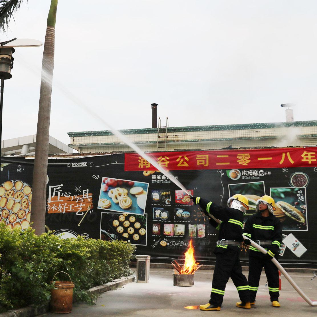 Regular fire drills and seminars