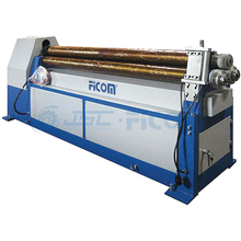 RM Series 3-Roller Bending Machine with Prebend