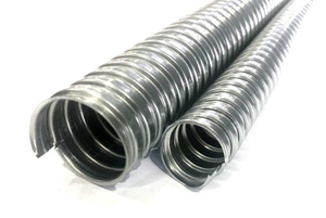 Galvanized Metal Flexible Conduit