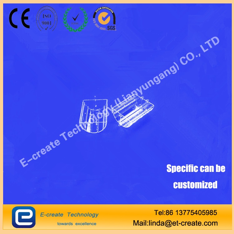 Manufacturers supply a variety of semiconductor diffusion with a quartz channel bar, quartz tank boat