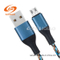USB Multicolor Braided Charging Data Cable for Android