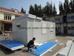 Premade Pre Engineered T and K Modular House for Sale
