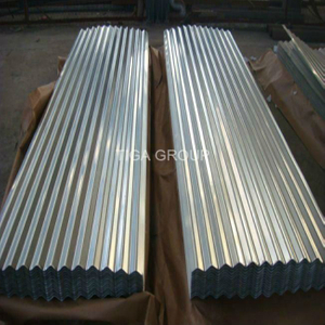 Corrugated Galvanized Iron Sheet Zinc Coated Steel Roof Tiles