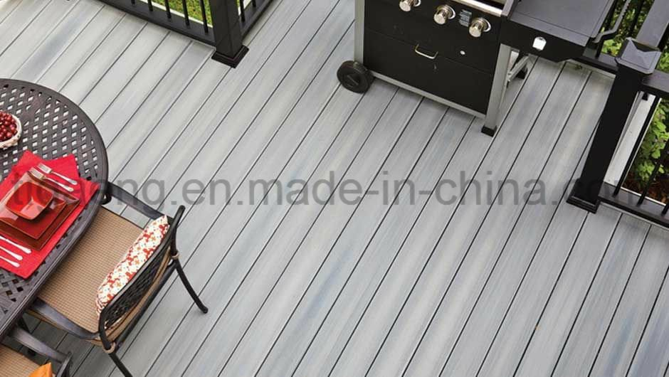 Factory Price Top Quality Decking Made of Wood-Plastic Composite