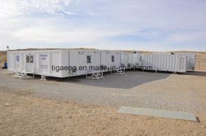 20 Feet 40 Feet Living Shipping Container House for Australia