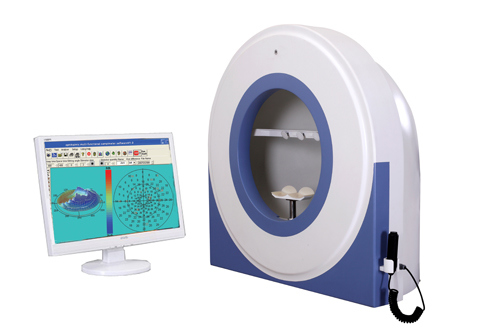 China Top Quality Ophthalmic Equipment Visual Field Analyser Price