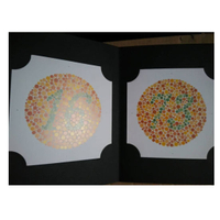 Ishihara Color Test Book