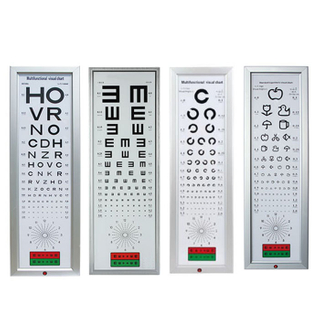 WH-37B 5M led distance visual acuitry chart