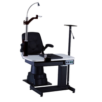 RS190A Combined Table Ophthalmic Unit with Trial Lens Set Drawer