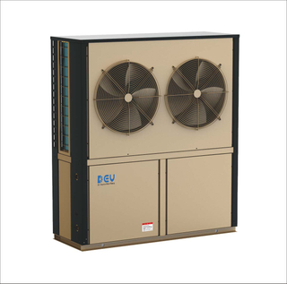 Commercial Air Source Heating and Cooling 30KW R22