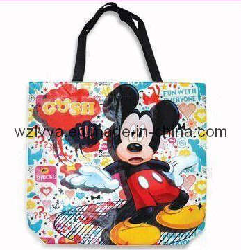 Fashionable Nonwoven Bag with Lamination (LYG02)