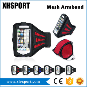 Universal Light Weight Running Mesh Ventilate Phone Armband