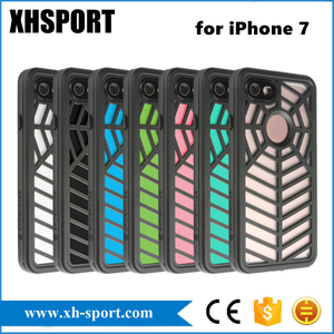 Spider Design Waterproof Cell/Mobile Phone Case for iPhone 7