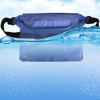 Waterproof Swimming Waist Bag Underwater Dry Waterproof Universal Waist Belt Bag