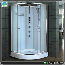 is88842w 90 by 90cm simple shower cabin without roof