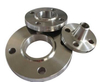Female face flange gr5 titanium
