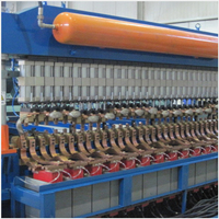 Welding machine of mesh
