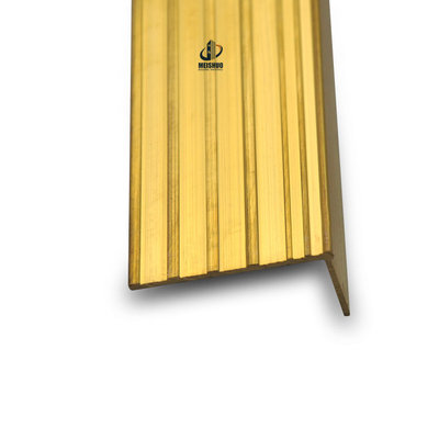 Golden Brass Stair Nosing MSBN-2