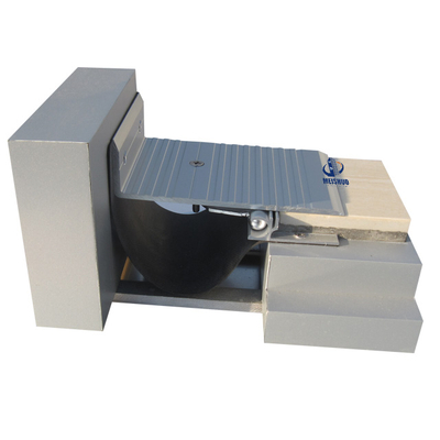 Aluminum frofile floor to wall corner joint expansion MSD-QGJS