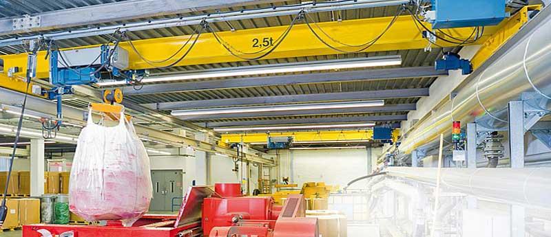 Ebon Crane For Petrochemical Industry