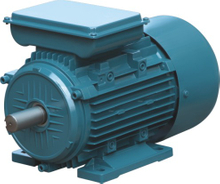 MC/ML ~ Aluminum Frame Single-Phase Motor