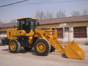 3 Tons Rops wheel loader ZL30
