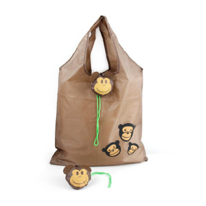Foldable Monkey Carrier Tote Bag