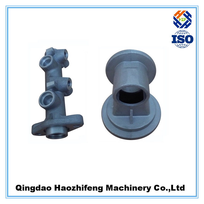 High Quality Custom Aluminium Sand Casting Parts