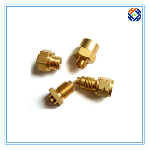 Brass CNC Machined Part for Machinery