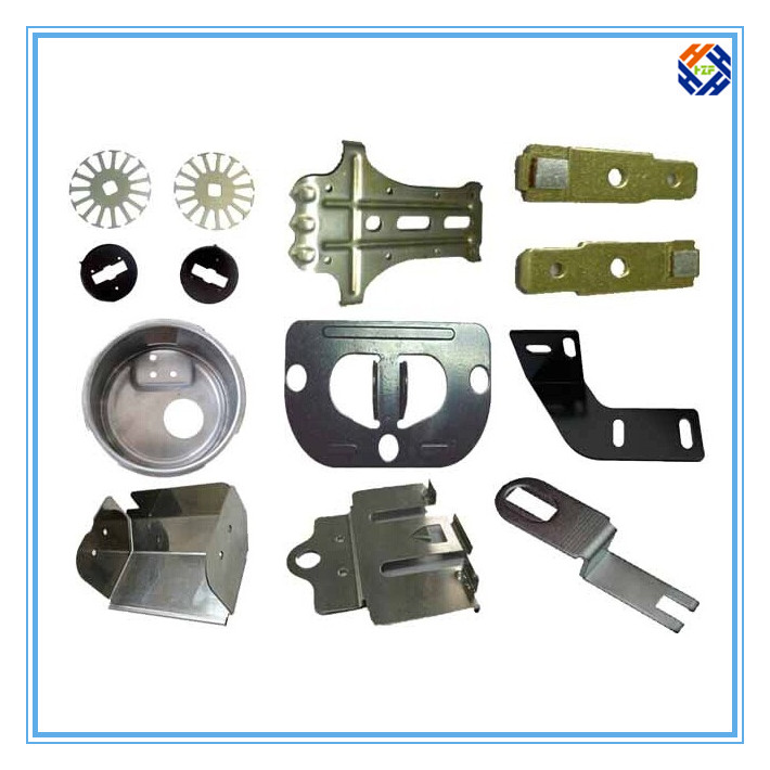 OEM Stamping Part Stamping Hardware for Printing Spare Part-3