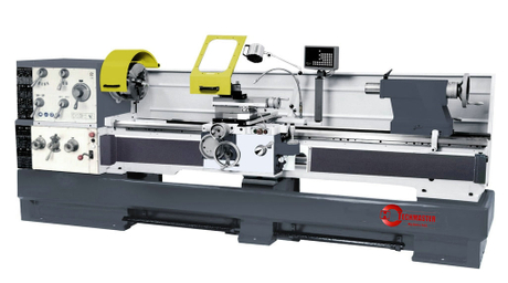 INDUSTRIAL LATHE MACHINE FOR METAL FTX 2000x660-TO DCR
