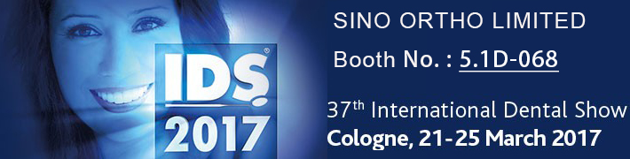SINO-IDS Cologne, 21-25 March 2017