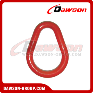 DS034 Forged Alloy Steel Pear Shaped Link