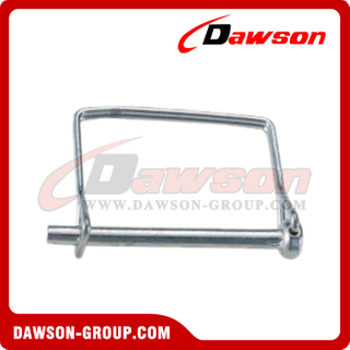 Steel Square Galvanized Quick Pins Square Type