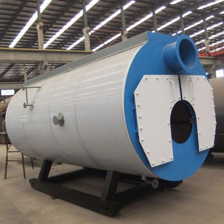 Lower Dust Emission Central Heating Boiler Oil/Gas Hot Water Boiler ...