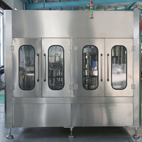 CGF14-12-4 3000B/H Washing Filling Capping Machine (3-in-1)