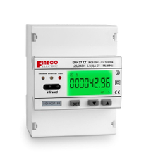 EM427 CT 120/240V 1.5(6)A single phase three wire digital smart electricity meter