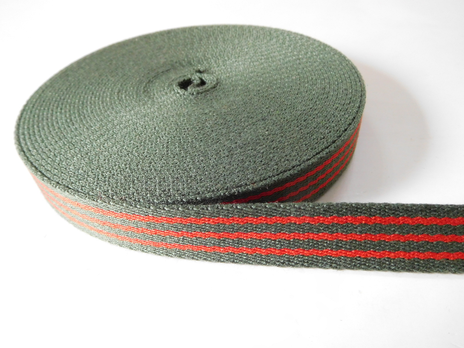 Aramid fiber webbing for fire protection graments&accessories