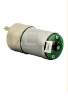 DC Gear Motor with Encoder