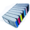12colors 700ml Genuine IPF8000/8000S/8100 Printer Full Ink Cartridge with Chip for Canon PFI-701