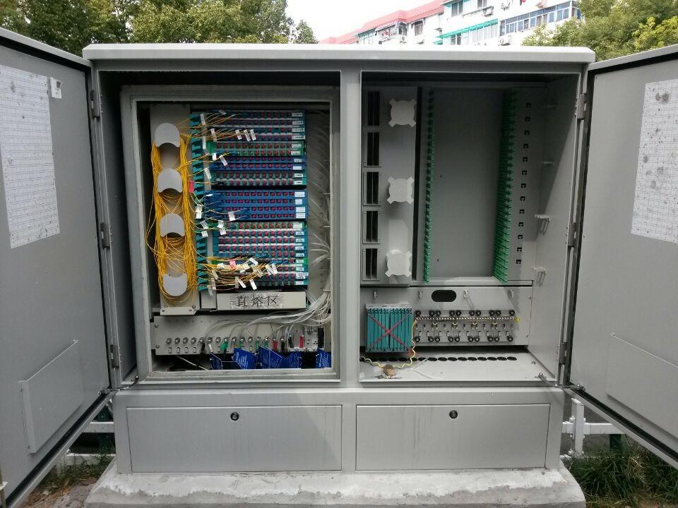 1152 Fiber Outdoor Street Cabinet Buy Fdh Fiber Optic