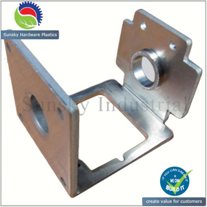CNC Machined Parts Precision Sheet Stainless Steel Metal Stamping