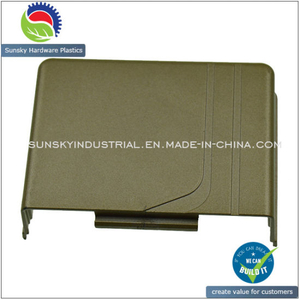 Die Casting Cover Case for Outdoor TV Cable (AL12119)