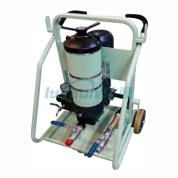 PFC Series High Precision Oil Filter Cart