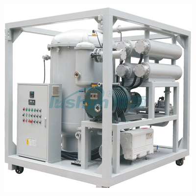 ZJA Series Two-Stage High Efficiency Vacuum Transformer Oil Purifier