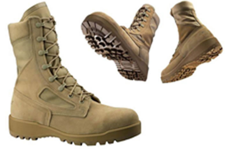 Tactical Army Desert Boot